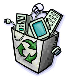 Image result for electronics recycling images
